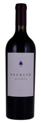 Becklyn Cellars Reserve Cabernet Sauvignon Moulds Family Vineyard 2016 750ml