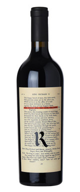 Realm The Bard Proprietary Red Napa Valley 2013 750ml