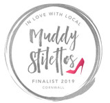 We're finalists in the Muddy Stiletto Awards 2019!