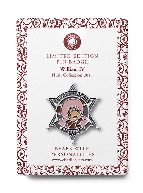 Pin Badge William IV