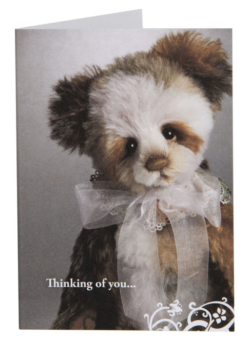 Gift Card Mohair Year Bear