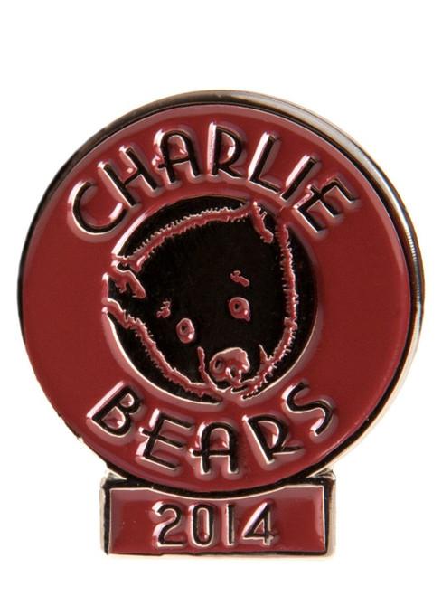 Pin Badge 2014