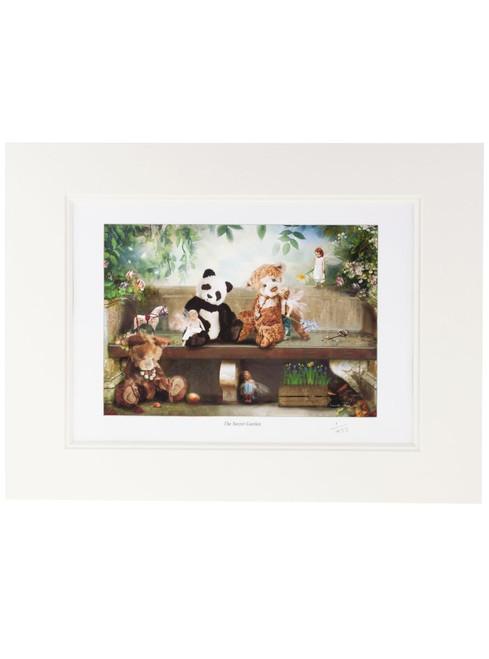 Collector's Print - The Secret Garden