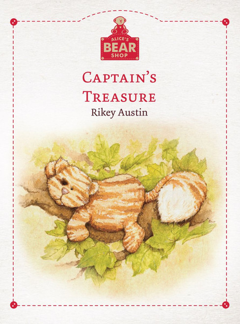 Alice's Bear Shop - Captain's Treasure Book