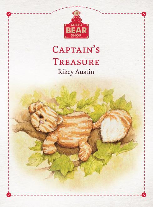 Alice's Bear Shop - Captain's Treasure Book