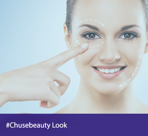 #Chusebeauty Look