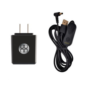 CHUSE C18 Mini Kits US/EU 6V Adapter Connecting The Controller