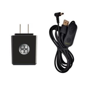 CHUSE C18 Mini Kits US/EU 6V Adapter Connecting The Controller