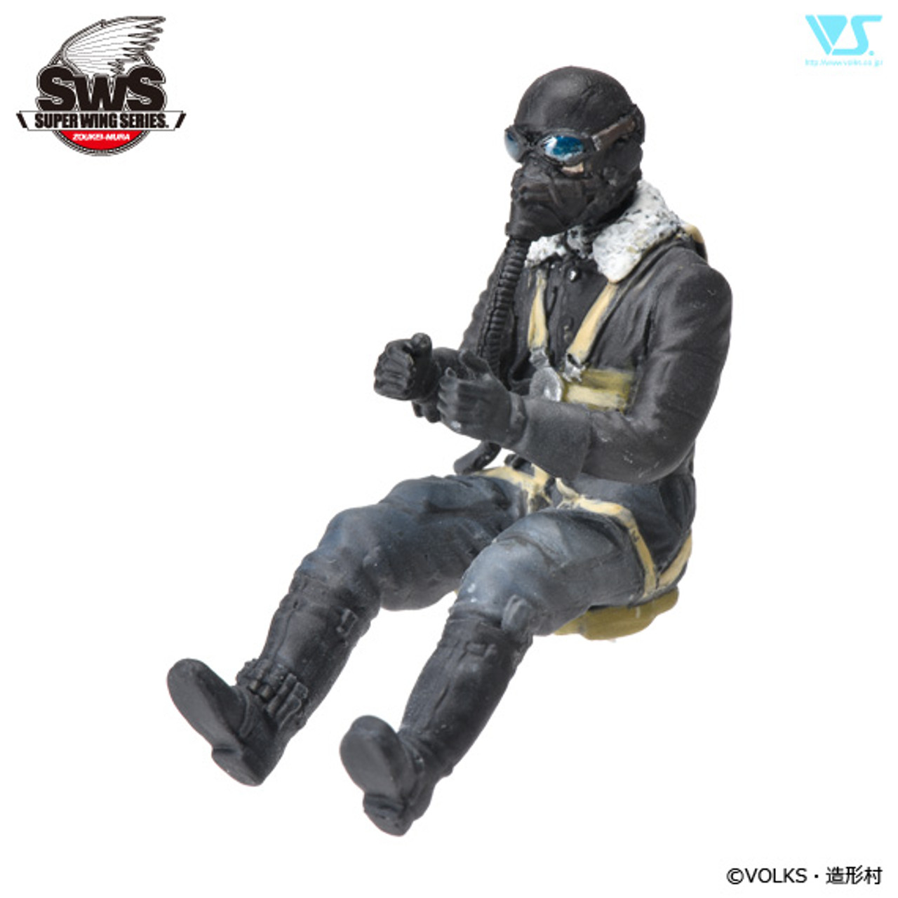 Zoukei Mura SWS10-F01 - 1:32 Do 335 Forward Facing Pilot Figure