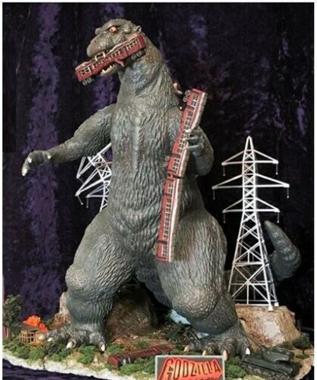 "Polar Lights 956 - 1/144 16"" Large Godzilla Model Kit"