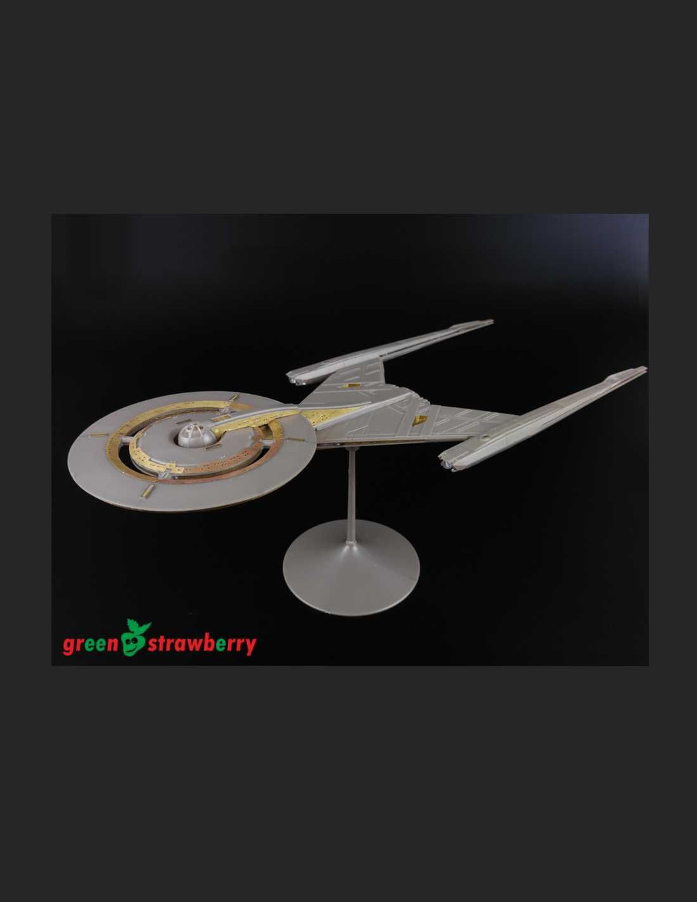 Green Strawberry 08319-1/2500 - U.S.S. Discovery NCC-1031 Photoetch Set
