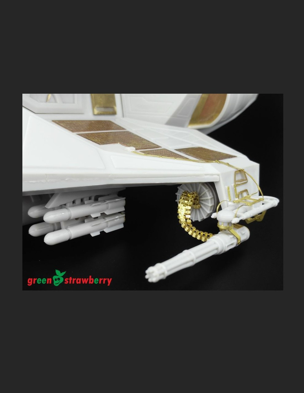 Green Strawberry 1:32 Colonial Raptor -Armament-