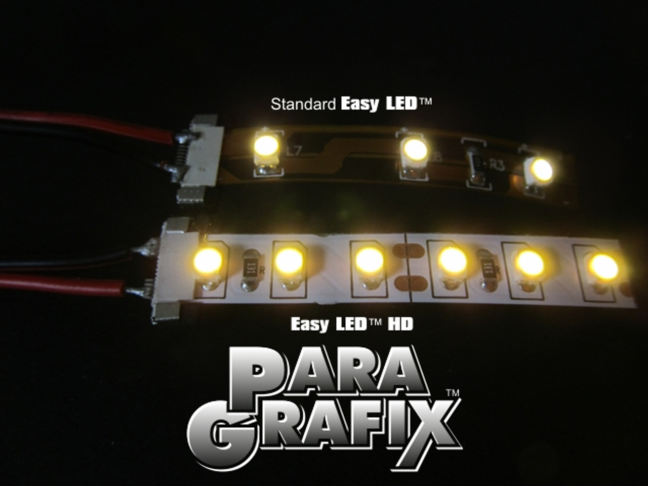 Paragrafix Easy LED HD - 30cm (COOL WHITE)