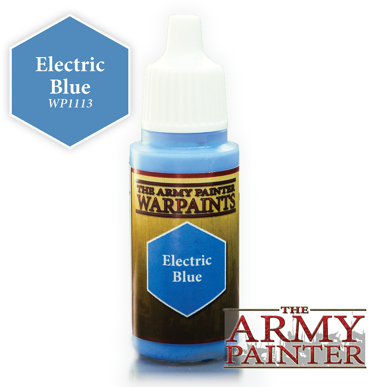 Electric Blue - WP1113