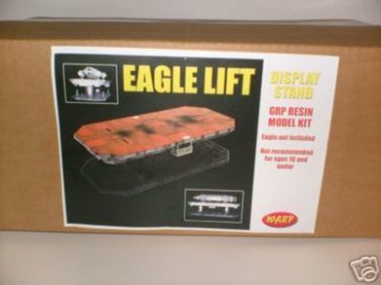 Warp Models - Space 1999 Eagle Lift Display Stand