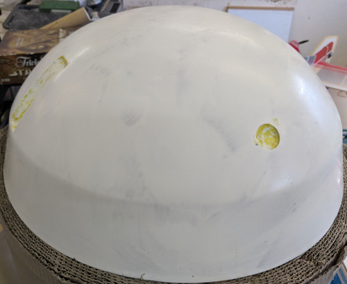 Life Size Fibreglass Dome for OSD style Kelad (Colour options available)