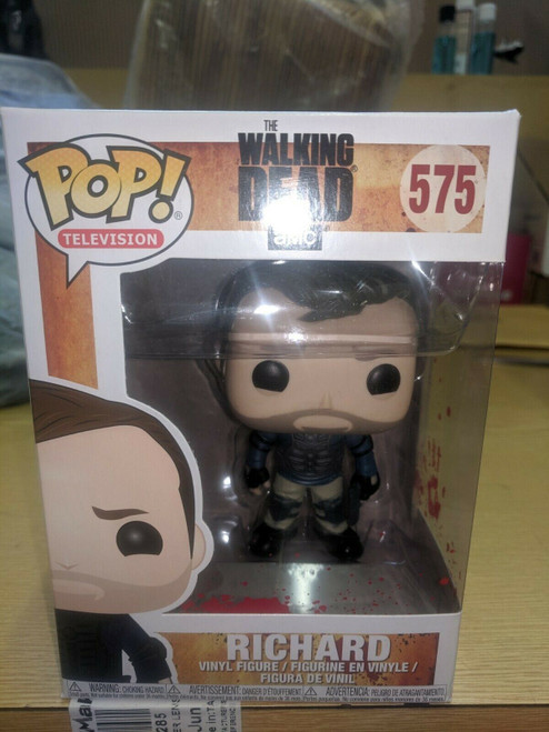 Funko POP! TV - The Walking Dead #575 Richard Ex Shop Stock