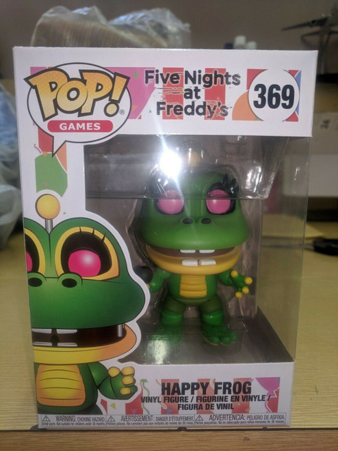 FUNKO POP Games 369 Five Nights At Freddys HAPPY FROG