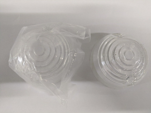 Pair of Dome Lenses for OSD Style Kelad - Clear