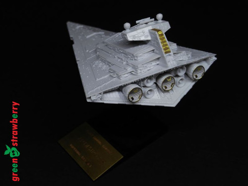 Green Strawberry 1/14727 Bandai Star Destroyer Photoetch Set