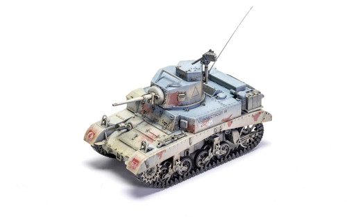 Airfix A1358 - 1/35 M3 Stuart, Honey (British Version)