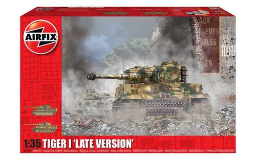 Airfix A1364 - 1/35 Tiger-1, Late Version
