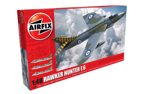 Airfix A09185 - 1/48 Hawker Hunter F6