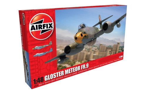 Airfix A09188 - 1/48 Gloster Meteor FR9