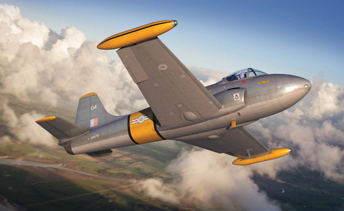 Airfix A02107 - 1/72 Hunting Percival Jet Provost T.4