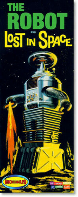Moebius 418 - 1/24 LOST IN SPACE MINI ROBOT B9
