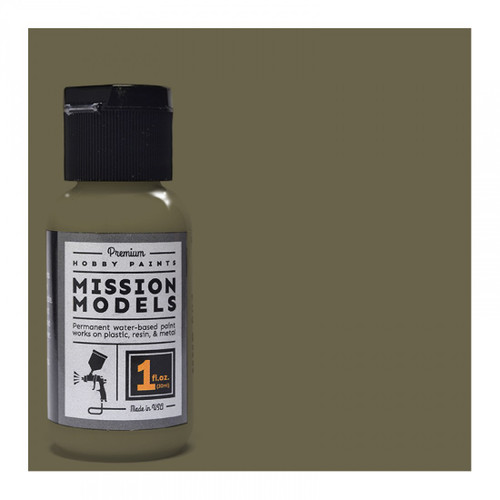 Mission Models MMP023 - US Army Khaki Drab FS 34088 1fl.oz bottle