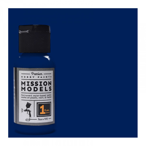 Mission Models MMP048 - BLUE 1fl.oz bottle