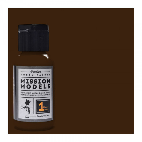Mission Models MMP002 - BROWN 1fl.oz bottle