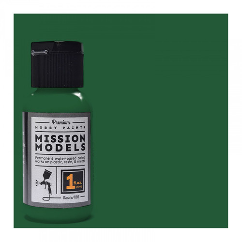 Mission Models MMP004 - GREEN 1fl.oz bottle