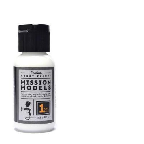 Mission Models MMP001 - WHITE 1fl.oz bottle