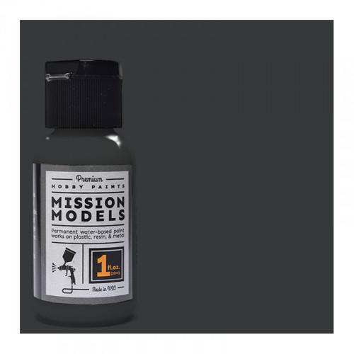 Mission Models MMP045 - British Slate Grey RAL 7016 1fl.oz bottle