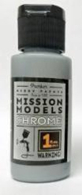 Mission Models MMC001 - Chrome Paint 1fl.oz bottle