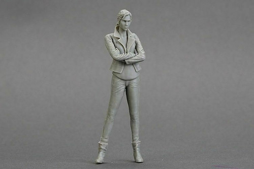 Hobby Design HD03-0407 1/18 Ms Giselle Resin Figure (Fast & Furious)