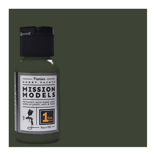 Mission Models MMP031 - Russian Dark Green 4BO FS 34079 1fl.oz bottle