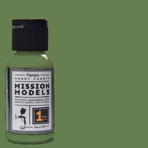 Mission Models MMP059 - US Interior Green FS 34151 1fl.oz bottle