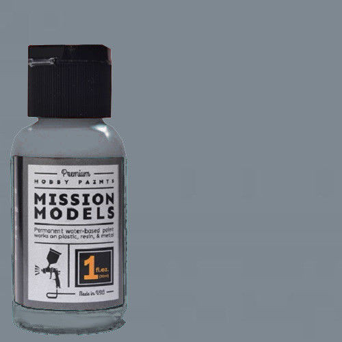 Mission Models MMP064 - Dark Gull Grey FS 36231 1fl.oz bottle