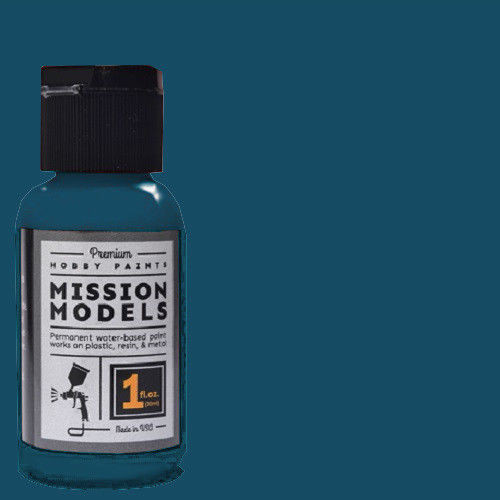Mission Models MMP065 - Gloss Sea Blue FS 15042 1fl.oz bottle