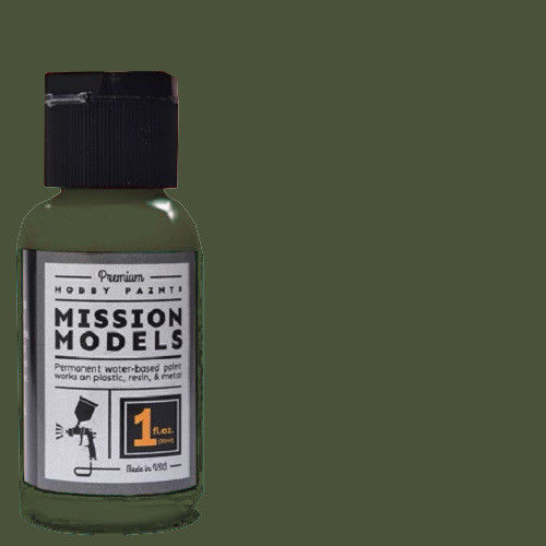 Mission Models MMP066 - US Medium Green FS 34102 1fl.oz bottle