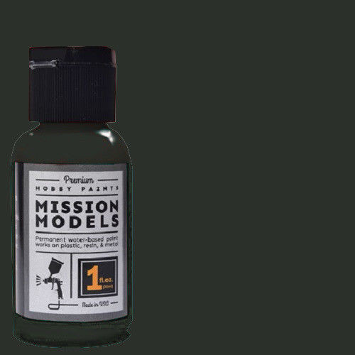 Mission Models MMP058 - US Dark Green FS 34079 1fl.oz bottle