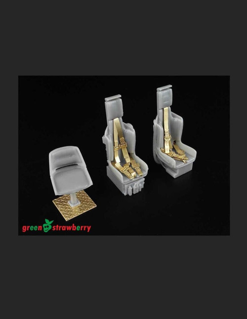 Green Strawberry 09920 - 1/32 Colonial Raptor - seats