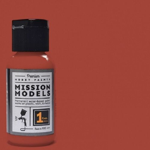 Mission Models MMW001 - Dark Rust 1 1fl.oz bottle