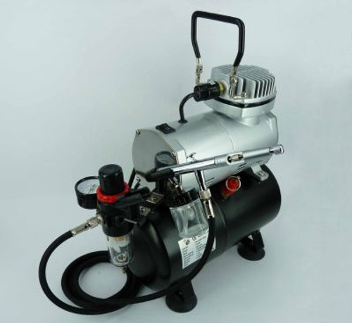Expo Airbrush & Compressor Deal 1