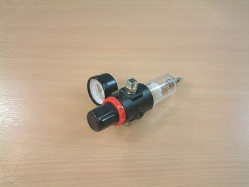 Adjustable Pressure Valve and Water Trap