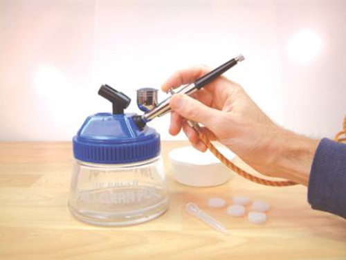 3 in 1 CleanPot for Airbrushes