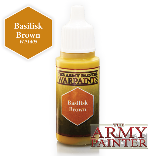 Basilisk Brown - WP1405